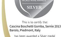 Barolo Boschetti Sernìe 2013: Decanter 91