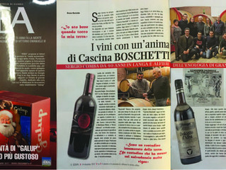 """Cascina Boschetti Barolo: """"Sergio Gomba and his family of passionate collaborators"""""""