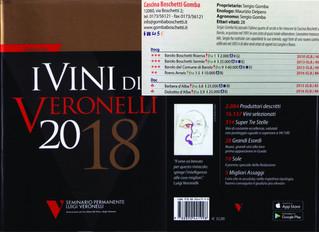 I VINI DI VERONELLI 2018 -Guida Oro
