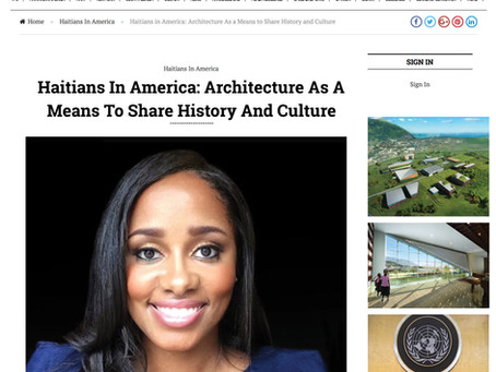 Excited to Share | Haitian Times Feature