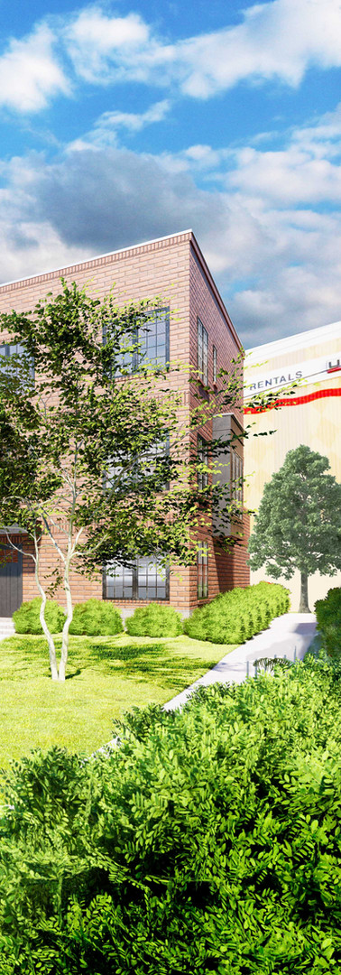Castleberry Hill Station Townhomes