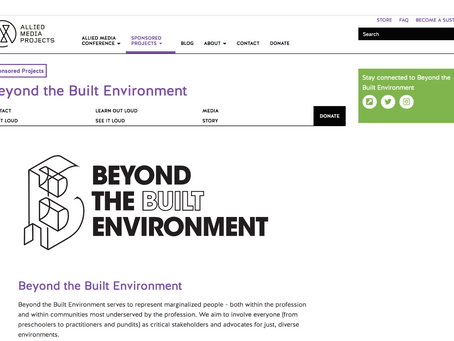 Excited to Share | Allied Media Sponsored Project