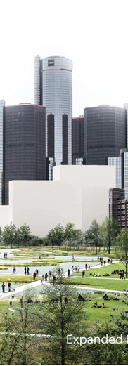 Detroit East Riverfront