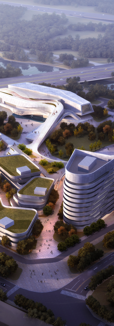 TSINGHUA INSTITUTE OF ARTS AND SCIENCES INNOVATION CENTER