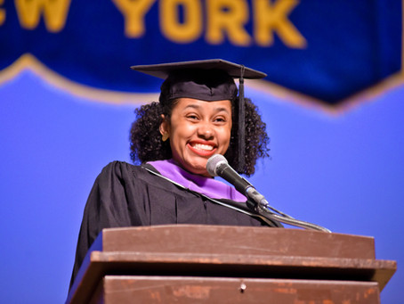 Excited to Share | The Mary Louis Academy Commencement Address