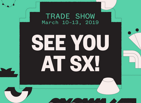Excited to Share | SAY IT LOUD - SXSW Exhibitors Announcement