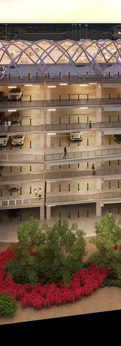 ATL West Parking Deck