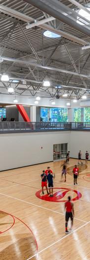 Jacksonville State University Recreation and Fitness Center