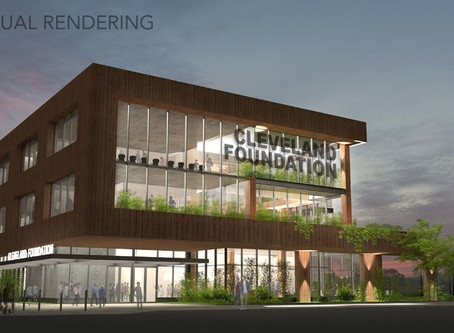 Excited to Share | Cleveland Foundation Headquarters