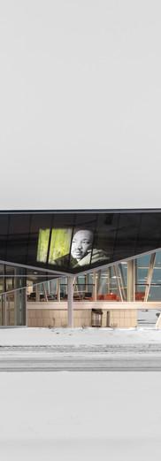 Columbus Metropolitan Library Martin Luther King Branch