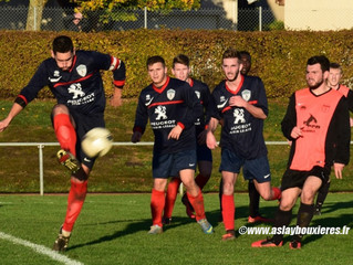 [D1] AS Gondreville - AS Lay Bouxières : 1-3 (Photos)