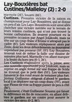 Est Républicain du 20/10/2014