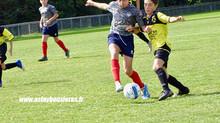 [ALBUM PHOTO] 36 photos de la victoire de nos U13 contre CUSTINES