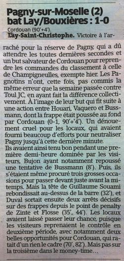 Est Républicain du 27/10/2014