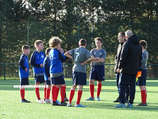 [ALBUM PHOTOS] Nos U13 face au COS VILLERS