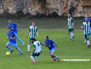 [ALBUM PHOTOS] R3 : AS Villey Saint-Etienne contre AS Lay-Bouxières : 0-0