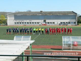 D1 : L'ASLB déroule à Frouard-Pompey (0-9)