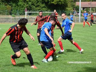 [SENIORS A - CDF] ASLB - FC HAGONDANGE : 0-2 (Photos)
