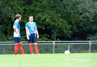 ASLB - U19 contre SAULXURES  (10) 01-09-