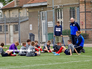 [ALBUM PHOTO] Nos U13 s'inclinent face à Nancy Pichon (4-2)