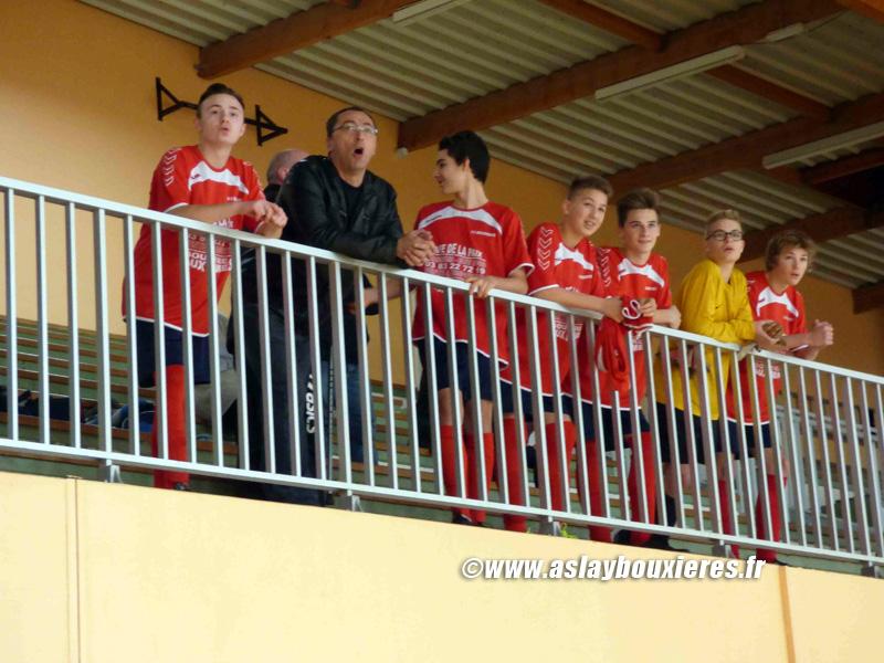 Tournoi FUTSAL U15 ASLB