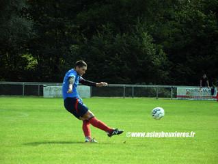 Interview : Romain DE CASTRO, défenseur et capitaine des Séniors A