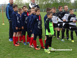 [Photos] Tournoi U11 Sorcy St Martin - 22-04-2017