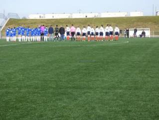U15 (1D) : Une victoire prometteuse 0-3 à Maxéville