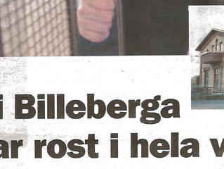 I media: Om kontoret i Billeberga stationshus