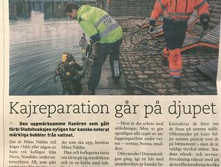I media: Landskrona hamn
