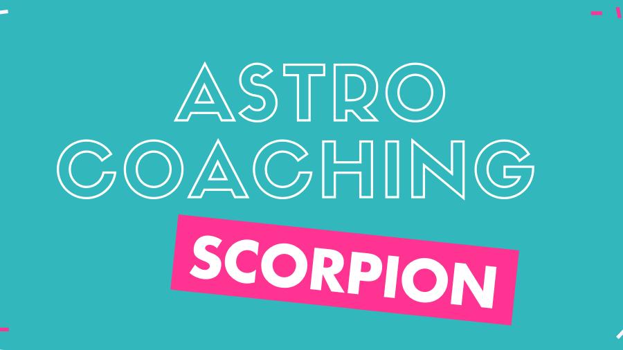 Pack astro-coaching Scorpion
