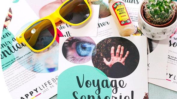 Box - Voyage sensoriel