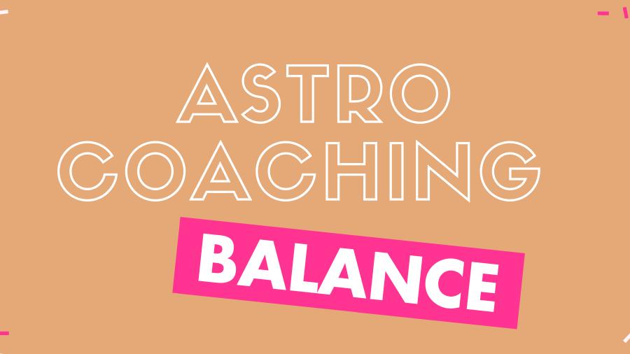 Pack astro-coaching Balance