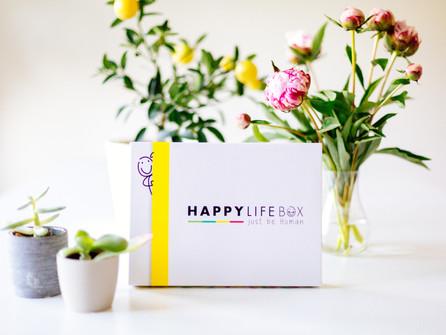 Happy Life box : la box des gens heureux