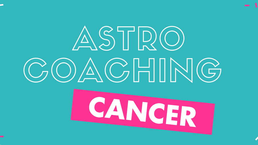 Pack astro-coaching Cancer