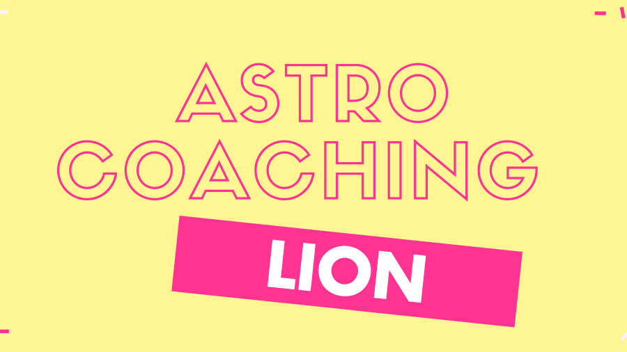 Pack astro-coaching Lion