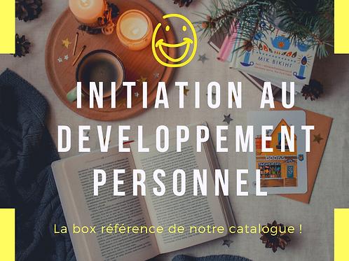 """E-Box """"Initiation au développement personnel"""""""