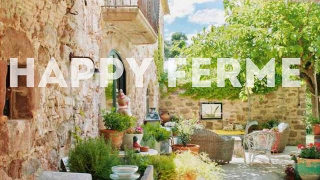 Happy Ferme : Un lieu de vie & partage