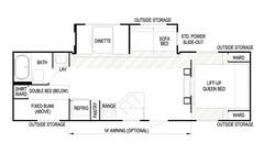 285 Layton floorplan