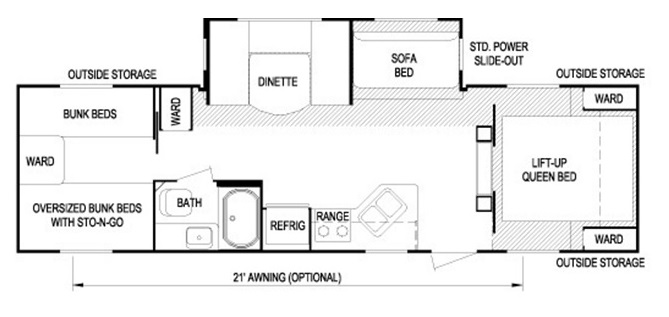 298 Layton Floorplan