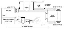 298 Layton Floorplan