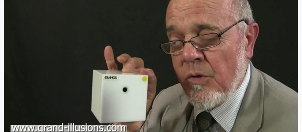"""My daughter replied to GRAND ILLUSIONS YouTube """"Cumos Boxes-or Cosmos in a Box""""."""