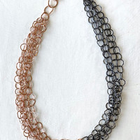 Afiok+one+of+a+kind+neckpiece+handcrafte
