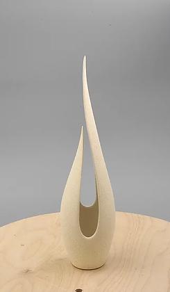 MEDIUM CLASSIC FLAME VESSEL by ADRIAN BATES
