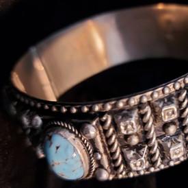 Silver Italian Bracelet