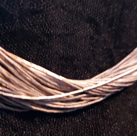 Fifty Strands of Silver