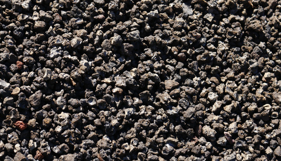 Hawaiian Black Cinder at Soil Plus