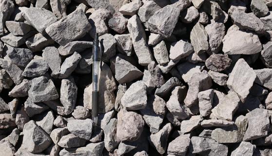"1""-1.5"" Drain Rock"