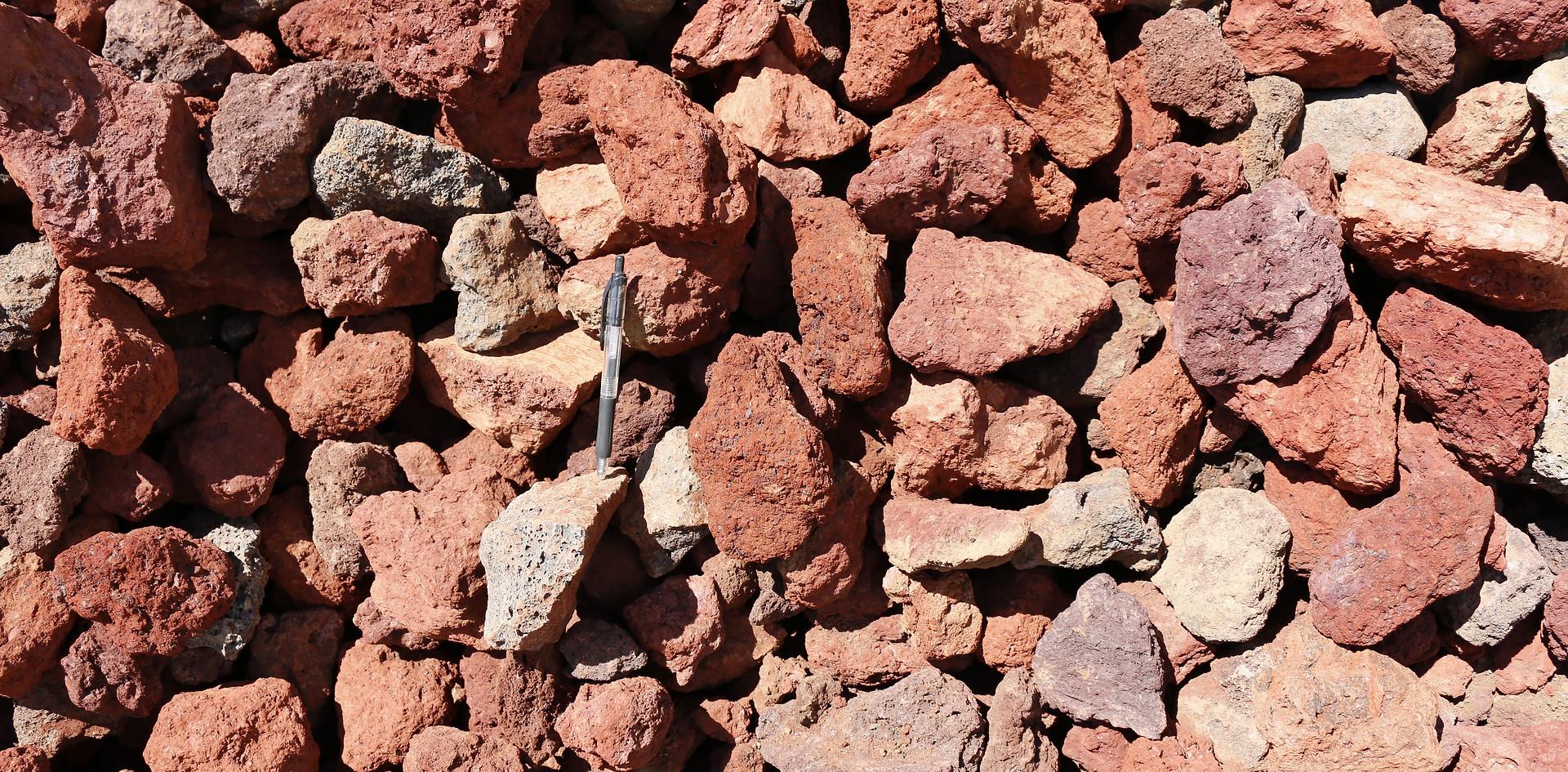 Large Cinder Mix at Soil Plus Kona