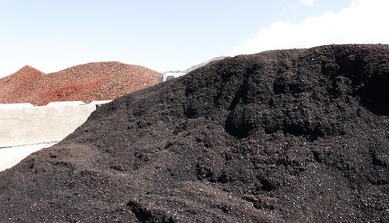 Compost at Soil Plus Kona